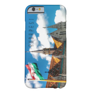 Budapest Iphone Case