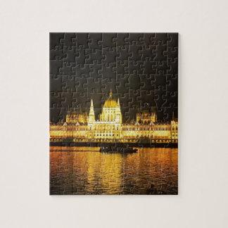Budapest Jigsaw Puzzle