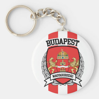 Budapest Keychain