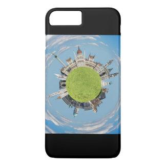 budapest little tiny planet travel tourism hungary iPhone 8 plus/7 plus case