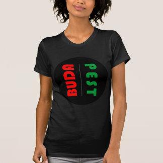 Budapest minimalist - circle - 01 T-Shirt