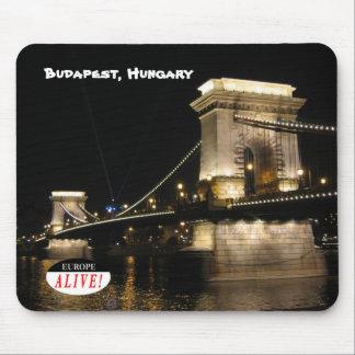 Budapest Mousepad