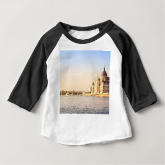 Budapest parliament baby T-Shirt