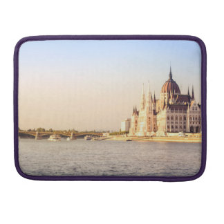 Budapest parliament sleeve for MacBook pro