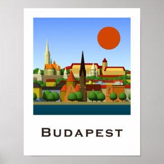 Budapest Poster