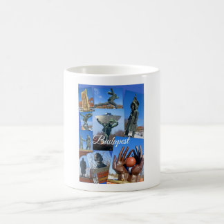Budapest Travel Collection Coffee Mug
