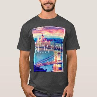 Budapest, vintage poster T-Shirt