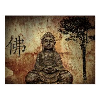 Buddah Postcard
