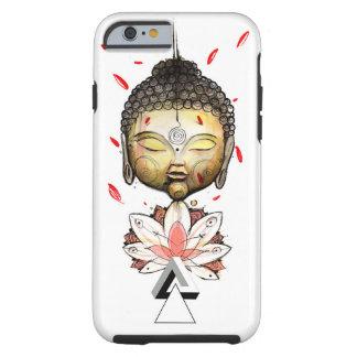 Buddah Watercolor Tough iPhone 6 Case