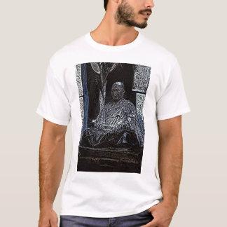 buddah_woodblock print T-Shirt