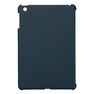 Budded Cross Patterned iPad Mini Cases