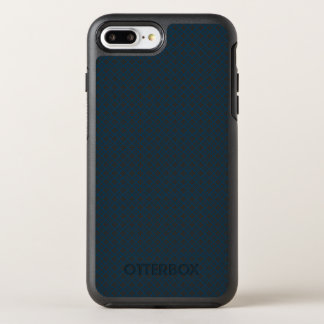 Budded Cross Patterned OtterBox Symmetry iPhone 8 Plus/7 Plus Case