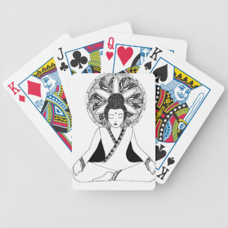 buddha3 bicycle playing cards