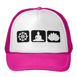 Buddha3 Trucker Hat