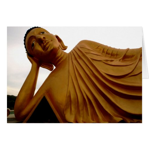 Buddha 4 ~ Thailand Peace Tranquility Serenity Greeting Cards