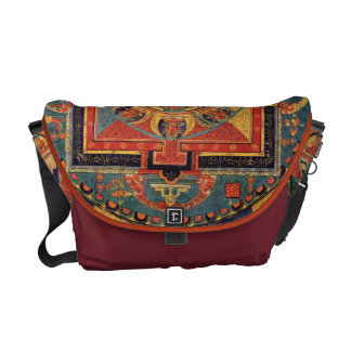 Buddha Amitabha Mandala Commuter Bag