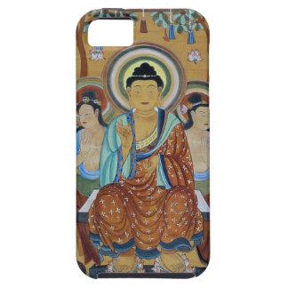 Buddha and Bodhisattvas Dunhuang Mogao Caves Art iPhone 5 Case