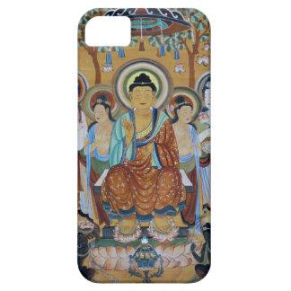 Buddha and Bodhisattvas Dunhuang Mogao Caves Art iPhone 5 Cover