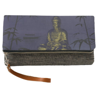 buddha and night clutch