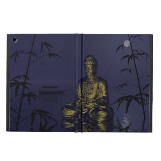 buddha and night cover for iPad air