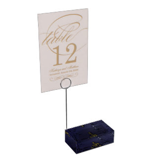 buddha and night table card holder