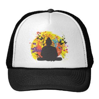 Buddha and the Sun Trucker Hat