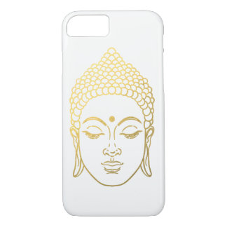Buddha Apple iPhone 7, Barely There Phone Case