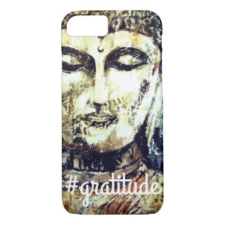 Buddha Art Gratitude iPhone Case