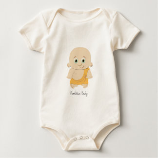 Buddha Baby Baby Bodysuit