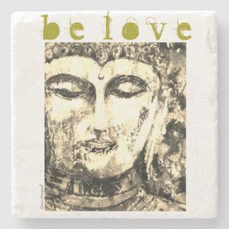 Buddha Be Love Stone Coaster