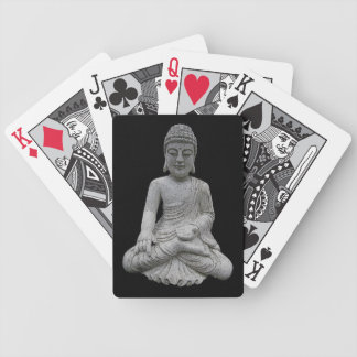 Buddha Bicycle Playing Cards
