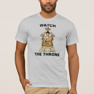 Buddha Bless Throne 22 T-Shirt