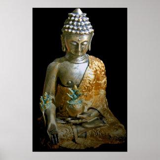 buddha body poster