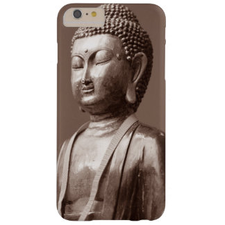 Buddha, Buddah Statue Buddhism Religion Barely There iPhone 6 Plus Case
