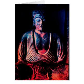 Buddha. Buddha Picture. Card