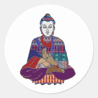 BUDDHA Buddhism Teacher Master spiritual healing Sticker