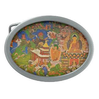 Buddha Buddhist Buddhism Blessing Boho Bohemian Belt Buckles