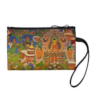 Buddha Buddhist Buddhism Blessing Boho Bohemian Coin Purse