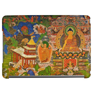 Buddha Buddhist Buddhism Blessing Boho Bohemian Cover For iPad Air