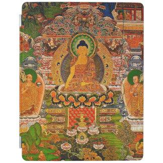 Buddha Buddhist Buddhism Blessing Boho Bohemian iPad Cover