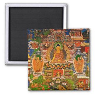 Buddha Buddhist Buddhism Blessing Boho Bohemian Magnet