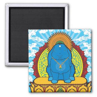 BUDDHA BUN MAGNET