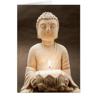 Buddha Card