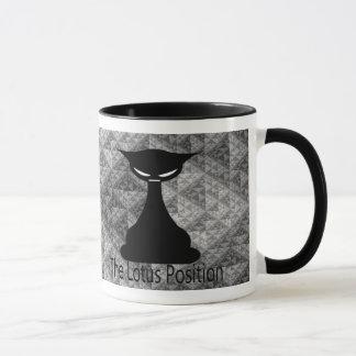 Buddha Cat Mug