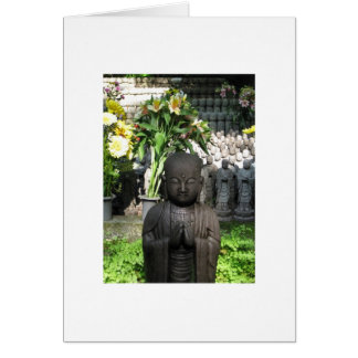 Buddha - Causes and Conditions Note Card