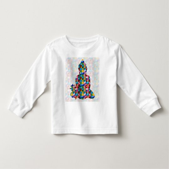 BUDDHA Consciousness : Buddhism Religion Peace Toddler T-shirt
