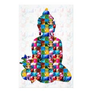BUDDHA Consciousness : Rolled into JEWELS Stationery