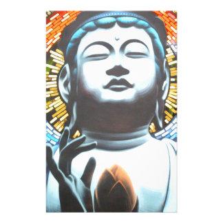 Buddha Custom Stationery