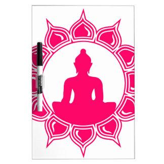 Buddha Designs by Liebby Industries Dry Erase Board