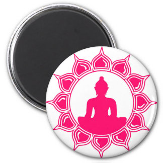 Buddha Designs by Liebby Industries Magnet